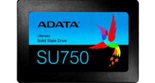 ADATA lanza Ultimate SU750 SSD