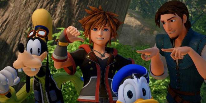 Análisis del videojuego Kingdom Hearts III