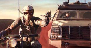 Tom Clancy's Rainbow SixSiege presenta Operation Burnt Horizon