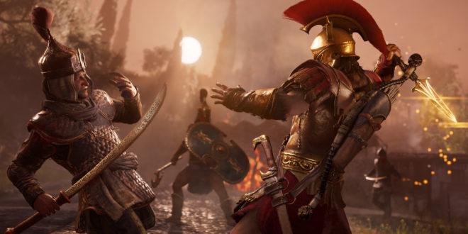 Disfruta de la conclusión de Assassin's Creed Odyssey, El Legado de la Primera Hoja Oculta