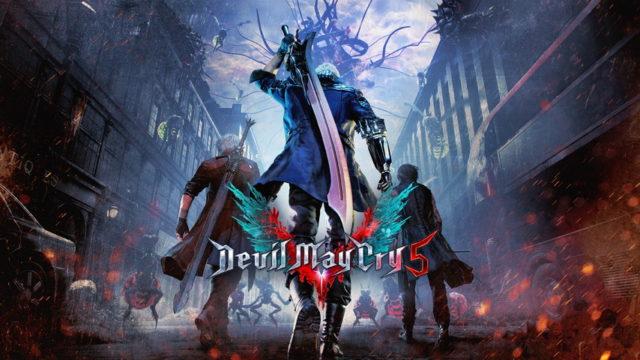 Devil May Cry 5 trailer. A la venta 8 de marzo de 2019