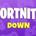 Fortnite caído. El videojuego Fortnite comienza el despliege el parche 8.20 y estará un par de horas offline