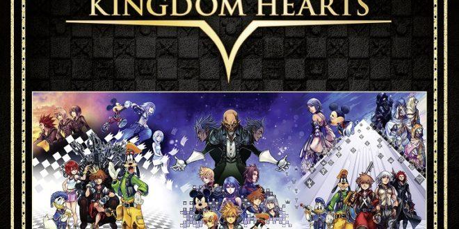 KINGDOM HEARTS –The Story So Far llegará a PlayStation 4 el 29 de marzo