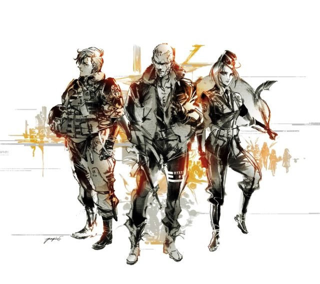 LEFT ALIVEya está disponible para PlayStation 4 y STEAM