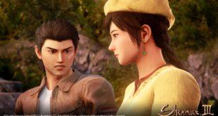 Mostrado el primer vídeo de juego de Shenmue III