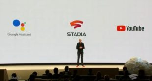 En directo Game Developers Conference de Google GDC 2019 #GDC2019 #Stadia