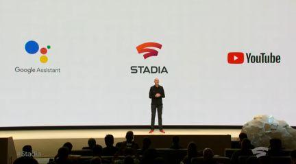 En directo Game Developers Conference de Google GDC 2019 #GDC2019 #Stadia