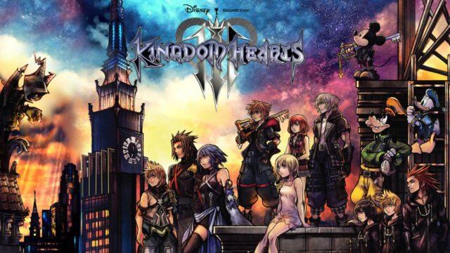 Resultado de imagen de kingdom hearts 3