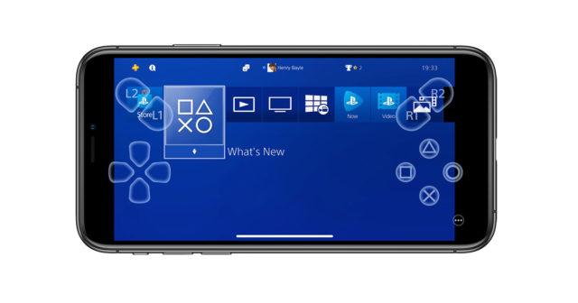 Ya se puede jugar con un iPhone o iPad a tu Playstation 4. PS4 Remote Play
