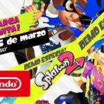 Splatoon 2: Demo Especial ya disponible para descargar en Nintendo eShop con una prueba gratuita de siete días de Nintedo Switch Online