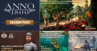 Ubisoft ha anunciado hoy que Anno 1800 ya está disponible
