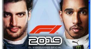 Vive la rivalidad épica entre Senna y Prost en F1 2019 - Carlos Sainz en la carátula española