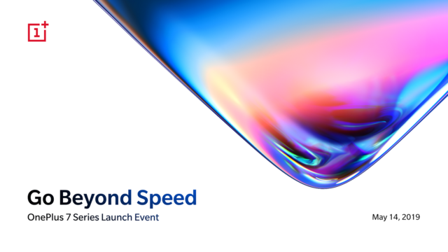 Go Beyond Speeden el lanzamientode la familia OnePlus 7