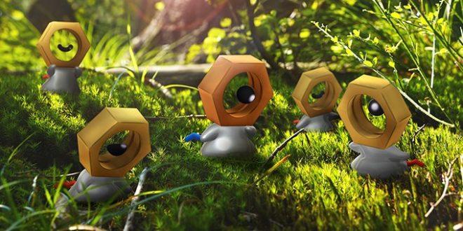 Meltan variocolor vuelve por un tiempo limitado Pokemon Go