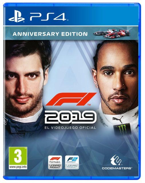 Trailer del videojuego F1 2019