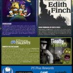 PlayStation Plus lo juegos gratis de mayo son: Overcooked y What Remains of Edith Finch
