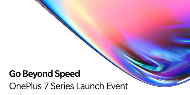 Sigue en directo la presentación de la familia OnePlus 7. El 14 de mayo a las 17h en España