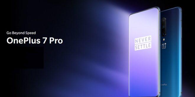 Ya a la venta el nuevo OnePlus 7 Pro