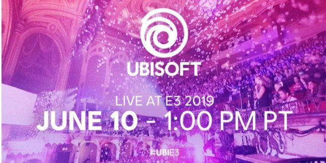 E3 2019: Lo que va a presentar Ubisoft
