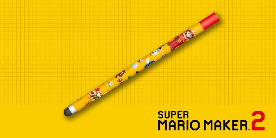 Mario Maker 2 Pencil