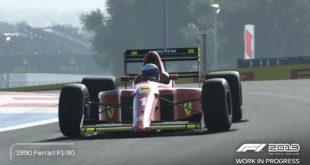 F1 2019: El piloto australiano Daniel Ricciardo realiza un recorrido por el circuito de Paul Ricard
