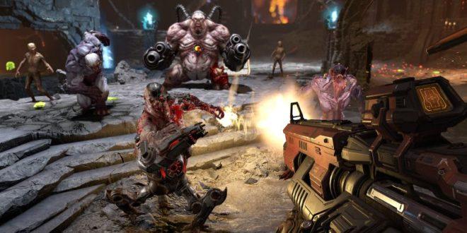 E3 2019: Bethesda presenta DOOM Eternal