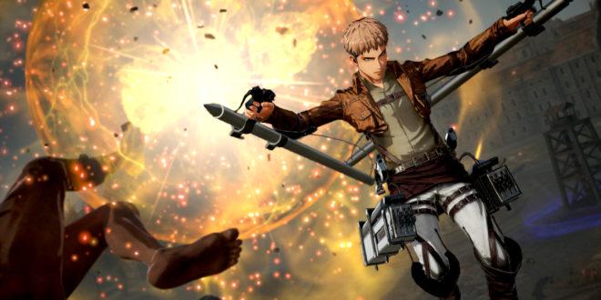 A.O.T. 2: Final Battle llega el 5 de julio