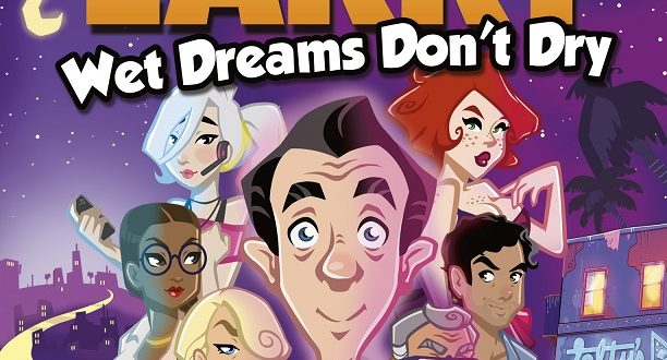 Leisure Suit Larry – Wet Dreams Don't Dry para PlayStation 4 y Nintendo Switch ya disponbile