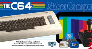 El nuevo renacer del ordenador más vendido del mundo THEC64 (Commodore 64)