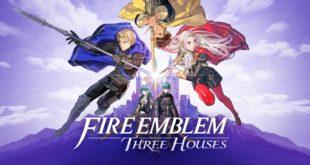 Instruye y comanda a las tropas de tu casa elegida en Fire Emblem: Three Housespara Nintendo Switch