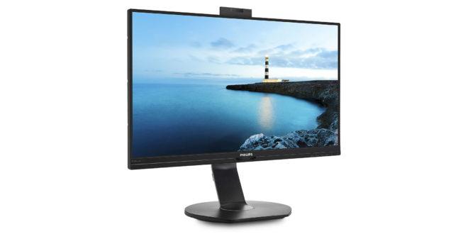 MMD presenta los monitores Philips 241B7QUBHEB y el Philips 272B7QUBHEB con soluciones híbridas USB