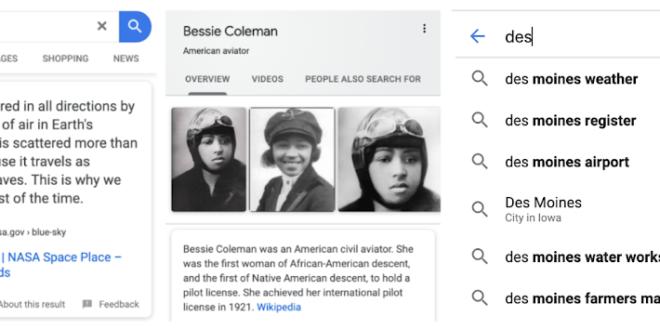 ¿Cómo funciona las herramientas de búsquedas en Google?