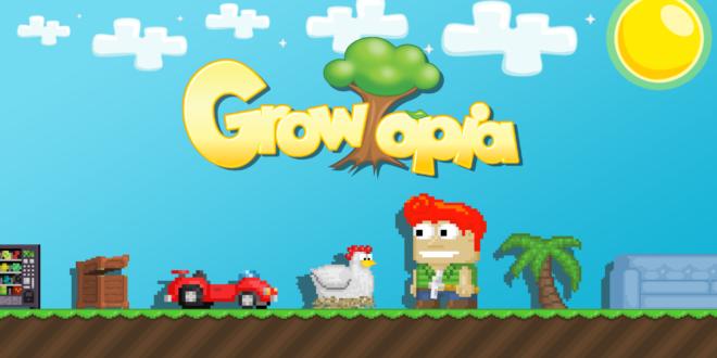 Growtopia ya disponible en consolas