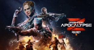 Nueva temporada Call of Duty: Black Ops 4 – Operación Apocalipsis Z
