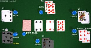 Facebook crea una IA Pluribus capaz de ganar por primera vez a jugadores de póquer