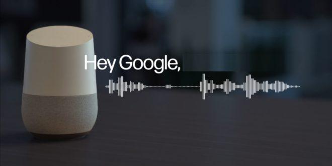 Los empleados de Google escuchan el 0,2% del conversaciones de Google Assitant para mejorar su asistente.