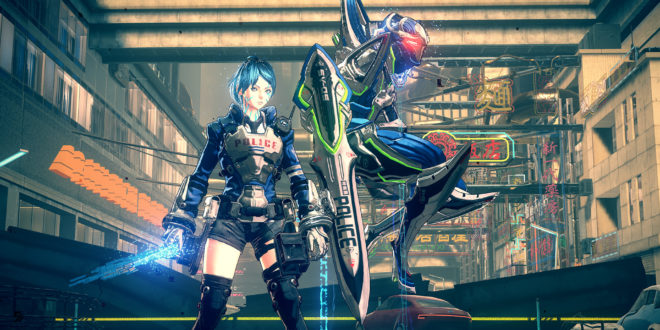 ASTRAL CHAIN, ya disponible en exclusiva para Nintendo Switch