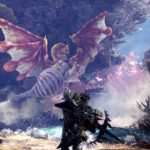 El Zinogre hace su entrada triunfal en Monster Hunter World: Iceborne