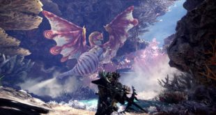 El Zinogre hace su entrada triunfal en Monster Hunter World: Iceborne