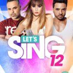El escenario será todo tuyo en el videojuego Let's Sing 12