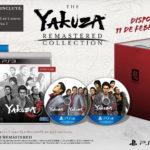 El Dragón de Dojima renace en The Yakuza Remastered Collection