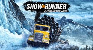 SnowRunner se ha presentado hoy en Gamescom