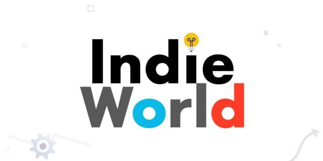 """El lunes 19 de agosto, nueva presentación de """"Indie World"""" para Nintendo Switch."""