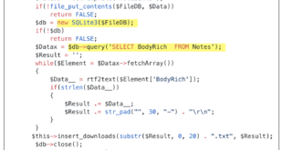 Check Point Research descubre vulnerabilidades en SQLite que permiten hackear un iPhone