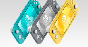 Nintendo Switch Lite, la versión portátil de Nintendo Switch, ya está disponible