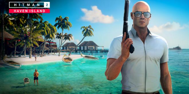 Isla Paradisíaca ya disponible para jugadores del Pase de Expansión de HITMAN 2