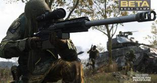 Modern Warfare.Call of Duty:Modern Warfare beta multijugador disponible