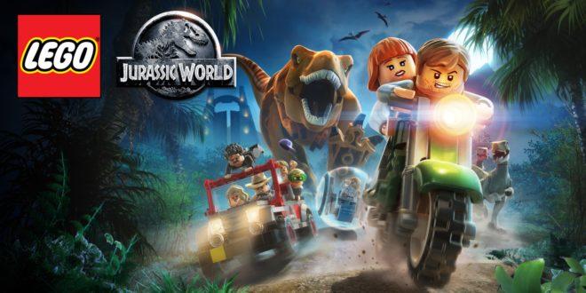 LEGO Jurassic World ya disponible para Nintendo Switch #JuegoLEGOJurassic