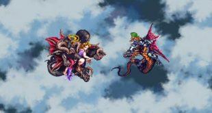 Square Enix anuncia los lanzamientos de Romancing Saga 3 y SAGA Scarlet Grace. Ambitions