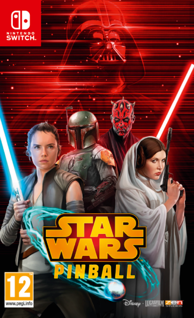 Star Wars Pinball ya disponible para Nintendo Switch tráiler de lanzamiento